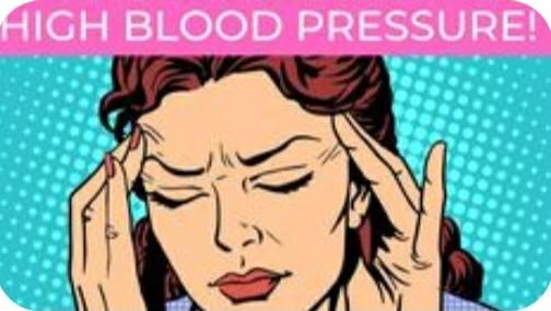 불안과 고혈압의 연관성은 무엇입니까?